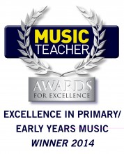 Excellence in Primary/Early Years Music Provision Award